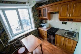 1-комнатная, улица Калинина 10. Центральный, 35 кв.м. Кухня