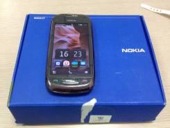 Nokia C7-00. Б/у, 8 Гб, Черный, 3G