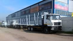 МАЗ 6312. Сортиментовоз лесовоз Камаз, 11 000 куб. см., 20 898 кг.