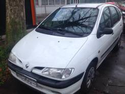 Накладка декоративная (дождевик) Renault Scenic 1996-2002 1999 8200050329, левая
