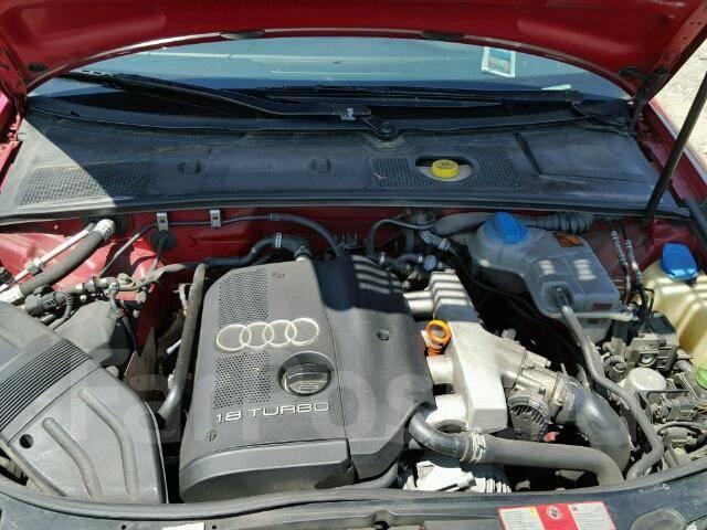 Сигнал (клаксон) Audi A4 (B6) 2000-2004