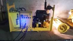 Гидростанция. 4 700 куб. см.