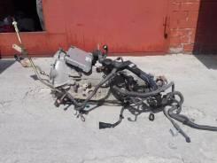 Проводка акпп. Toyota Mark II, JZX110 Двигатель 1JZFSE