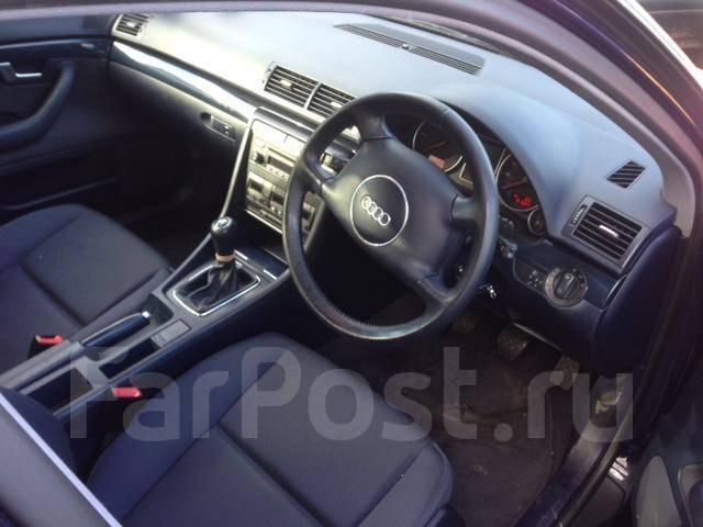 Измеритель потока воздуха (расходомер) Audi A4 (B6) 2000-2004