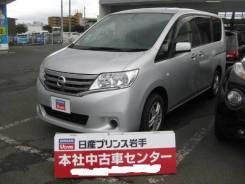 Nissan Serena. вариатор, 4wd, 2.0 (144 л.с.), бензин, 75 000 тыс. км, б/п. Под заказ