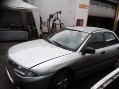 Вентилятор радиатора Mitsubishi Carisma 1997 MB879984