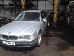 Крюк буксировочный BMW 7 E38 1994-2001