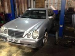 Нагнетатель воздуха (насос продувки) Mercedes E W210 1995-2002