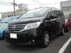 Nissan Serena. вариатор, передний, 2.0 (147 л.с.), бензин, 71 000 тыс. км, б/п. Под заказ
