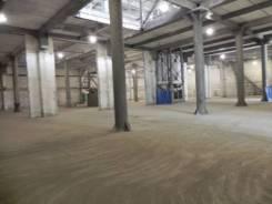 Помещения под склад или производство площадью 2520 кв. м. Улица Снеговая 13, р-н Снеговая, 2 520кв.м.