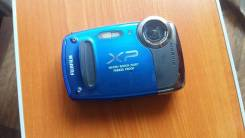 Fujifilm FinePix XP50. 10 - 14.9 Мп, зум: 5х