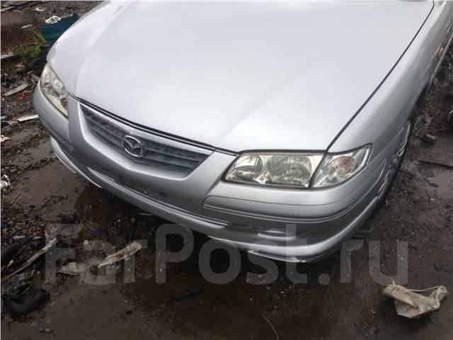 Дуги на крышу (рейлинги) Mazda 626 1997-2001