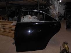 Дверь L задняя Toyota Camry V40 Б/У в сборе черная