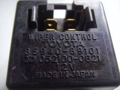 Реле дворников. Toyota: ToyoAce, Town Ace, Hiace, Hilux, Pickup, Master Ace Surf, Deliboy Двигатели: 2J, L, 12R, 2L, 5R, 3YEU, 2CT, 2YU, 2C, 18R, 20R...