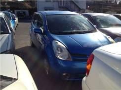 Фонарь (задний) Nissan Note E11 2006-2013, левый