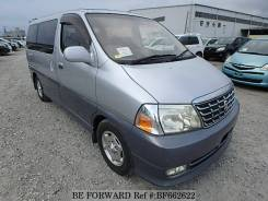 Toyota Grand Hiace. автомат, 4wd, 3.4, бензин, 95 тыс. км, б/п, нет птс. Под заказ