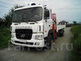 Hyundai HD170. Huyndai HD 170, 11 000 куб. см., 10 000 кг.