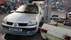 Заслонка дроссельная Renault Clio 1998-2008