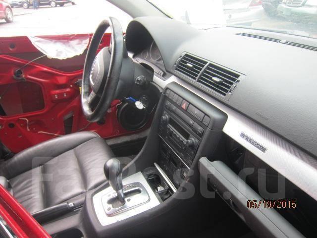 Двигатель стеклоподъёмника Audi A4 (B7) 2005-2007
