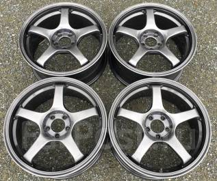 Advan Racing. 7.5x17, 5x100.00, ET48, ЦО 67,0 мм.