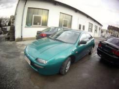 Двигатель стеклоочистителя (моторчик дворников) Mazda 323 (BA) 1994-1998 1995 BC6A-67-340, передний