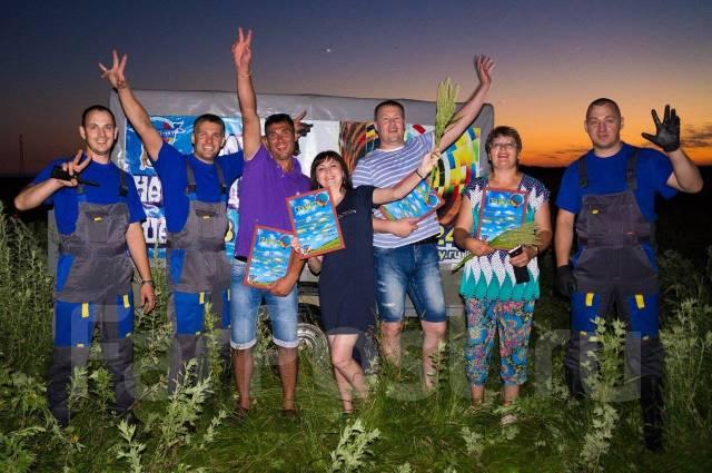 Полеты на воздушном шаре в Приморском крае
