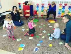 Развивающие занятия кроха (от 8 месяцев до 3, 5 лет)