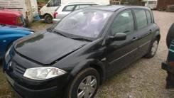 Крышка (дверь) багажника Renault Megane II 2002-2009