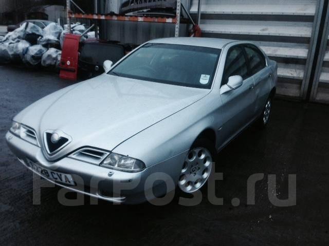 Полуось (приводной вал, шрус) Alfa Romeo 166