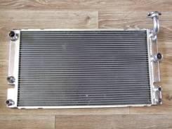 Радиатор охлаждения двигателя. Toyota Prius, NHW20 Двигатель 1NZFXE