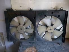 Вентилятор охлаждения радиатора. Toyota Voxy, AZR65, AZR60G, AZR65G, AZR60