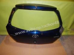 Крышка багажника. Toyota Yaris, SCP90