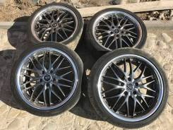 Barracuda Voltec T6. 7.5x18, 5x114.30, ЦО 125,0 мм.