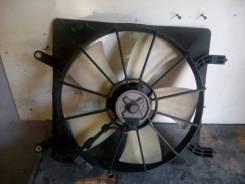 Вентилятор охлаждения радиатора. Honda Stream, RN7, RN8, RN6, RN1, RN3, RN4, RN2, RN5, RN9