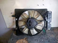 Вентилятор охлаждения радиатора. Honda Stream, RN3, RN1, RN2, RN4, RN9, RN8, RN6, RN5, RN7