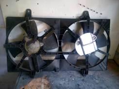 Вентилятор охлаждения радиатора. Nissan Teana, J31