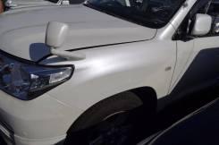 Зеркало заднего вида на крыло. Toyota Land Cruiser, GRJ200, J200, URJ200, UZJ200, UZJ200W, VDJ200