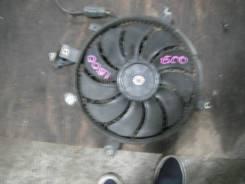 Вентилятор радиатора кондиционера. Suzuki Grand Escudo, TX92W Двигатель H27A