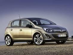 Корректировка пробега Opel Corsa D