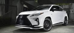 Обвес кузова аэродинамический. Lexus RX350 Lexus RX450h, GYL25, GYL25W, GYL20W Lexus RX200t Двигатели: 2GRFXE, 2GRFXS. Под заказ