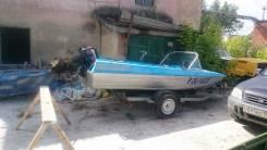 Казанка-5М4. Год: 2006 год, длина 5,00м., двигатель подвесной, 30,00л.с., бензин