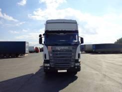 Scania. Седельный тягач (Скания) R480, 11 200 куб. см., 18 600 кг.