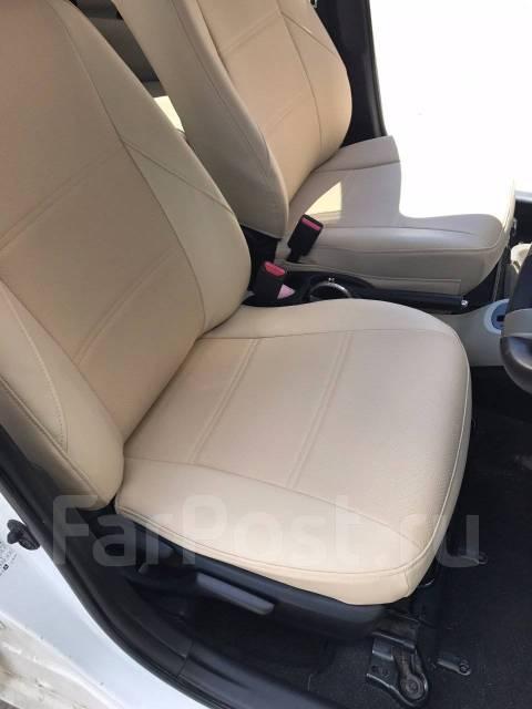 Чехлы. Toyota Aqua