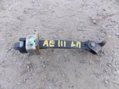 Ограничитель двери. Toyota Sprinter Carib, AE111G, AE111