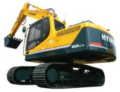 Hyundai R160LC-7. Экскаватор Hyundai R160LC-9S, 0,70куб. м.