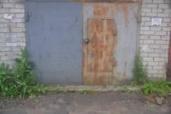 Гаражи капитальные. улица Борисенко 40, р-н Борисенко, 36кв.м., подвал. Вид снаружи