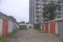 Гаражи капитальные. улица Борисенко 40, р-н Борисенко, 28 кв.м., подвал.