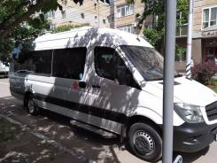 Mercedes-Benz Sprinter 515. Продает автобус Mercedes-BENZ-223690 (Sprinter 515), 2 200 куб. см., 19 мест