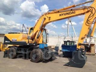 Экскаватор HYUNDAI R210W-9S (Колесный), 2017. Экскаватор Hyundai R210W-9S (Колесный), 1,05куб. м.
