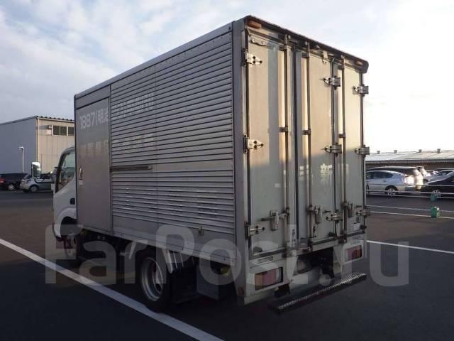 Будка мебельная. Toyota Dyna, XZU338, XZU337, XZU336, XZU306, XZU301, XZU334, XZU331 Двигатели: N04C, S05C, S05D